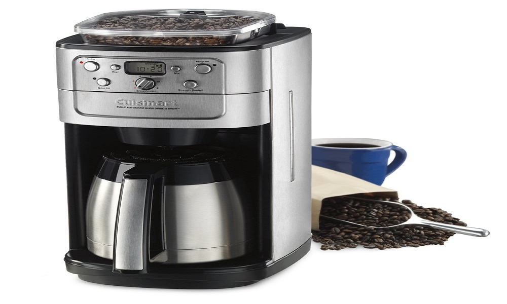 Cuisinart DGB- 900BC Coffee Maker Review