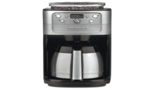 Cuisinart DGB 900BC Coffee Maker Review