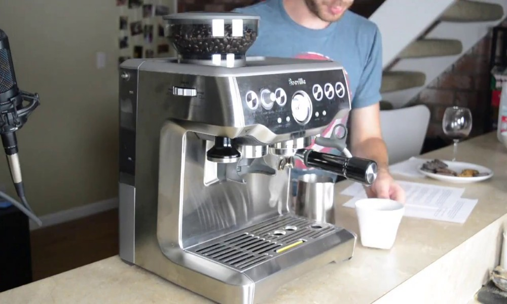 Breville BES870XL Barista Express Review