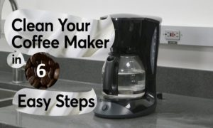 How to Clean My Coffee Maker